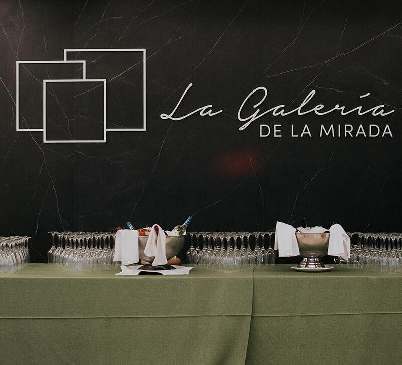 BienvenidosLaGaleriadelaMirada01, la galeria de la mirada